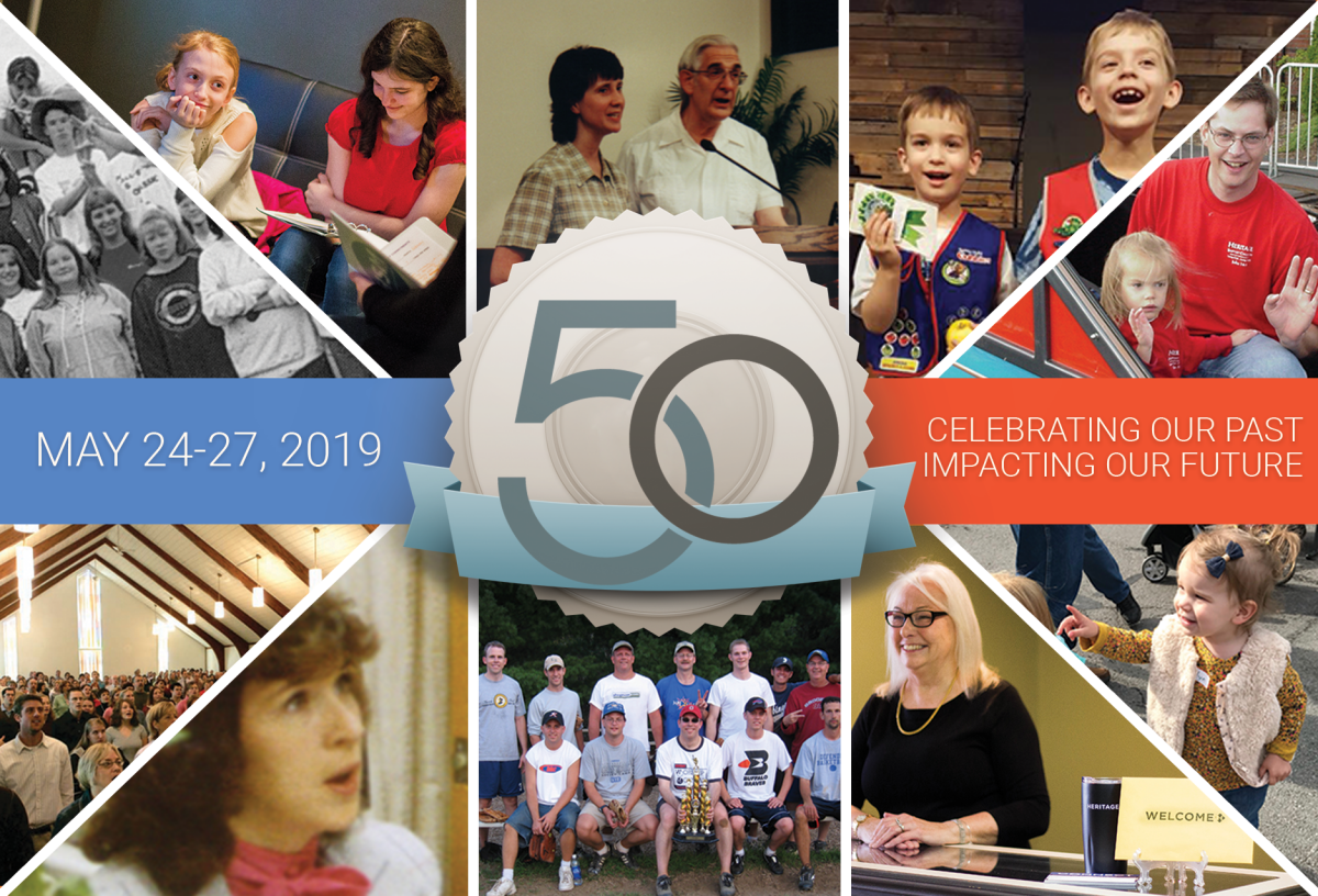 HBC's 50th Anniversary Celebration